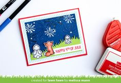 the Lawn Fawn blog: Let's Celebrate!
