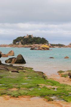 Ploumanac'h, France   Pink Granite Coast, Brittany