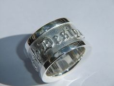 Silver Ring  £250.00