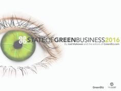 State of Green Business 2016