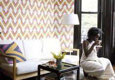 Modern Wallpaper Retailer Graham & Brown Launch New AphroChic Collection