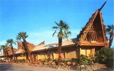 Tiki Architecture: Bali Ha'i Restaurant - New Orleans, LA Another gone but not forgotten!