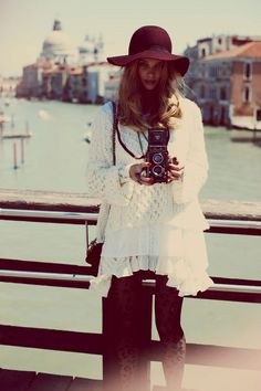 Guy Aroch's photography of Venice #freepeople #fashion #Venice #GuyAroch