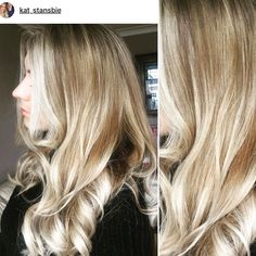 Stunning client selfie from Kat 💕. #claybleach #foils #babylights #balayage #rootmelt #olaplex #blondehair #faceframinghighlights #modernsalon #salonvibes #salon #hairbrained #btcpics #behindthechair #hair #salonlife #hairstyle #hairtrends #trendyhair #beautifulhair #hairstyles  #hairoftheday #hairofinstagram #instahair #photooftheday #inspiration #instagood Ash Blonde, Blonde Hair, Hair Brained, Face Framing, Trendy Hairstyles, Hair Trends, Salons, Selfie, Long Hair Styles