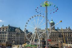 Fair (and a great example of how Amsterdam mixes old and new)