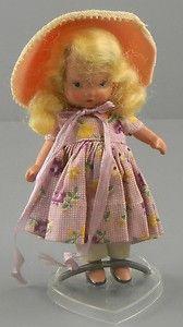 Nancy Ann Storybook Doll Bisque Pudgy Tummy