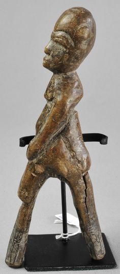 Beau LOBI Lance pierre fronde catapult slingshot Arts Premiers Tribal Africa   eBay