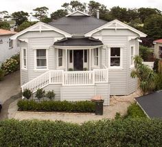 steel and tube roofing auckland villa - Google Search