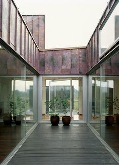Copper House 2 / Smiljan Radic #copper