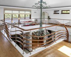 www.trabczynski.com Trąbczyński schody nowoczesne gięte ST690 / Trabczynski Curved Modern Stairs ST690 #schodynowoczesne #modernstairs #curvedstairs #woodenstairs #stairs