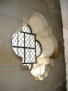 I dig the shape of this window.