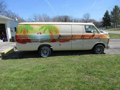 Dodge Custom Van Powerpacknation
