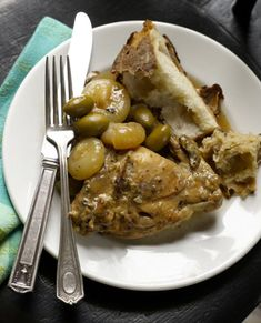 Grilled Rabbit Sausage over Stewed White Beans Recipe : Emeril Lagasse ...