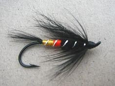 Coal Car Salmon and Steelhead Fly Fly Tying Patterns, Fish Patterns, Hair Wings, Steelhead Flies, Fly Fishing Lures, Atlantic Salmon, Salmon Flies, Salmon Fishing, Trout