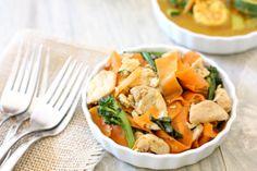 Paleo Pad See Ew - Against All Grain - Award Winning Gluten Free Paleo Recipes to Eat Well & Feel Great