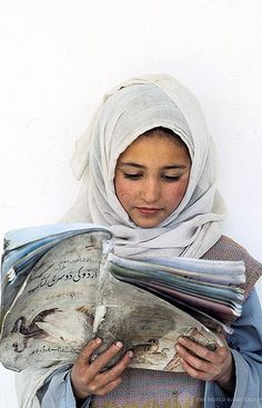Educate a boy and you educate an individual. Educate a girl and you educate a community