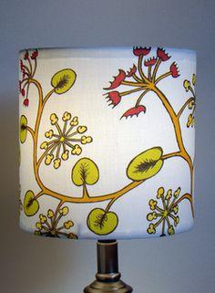 Summer Vine Lamp Shade