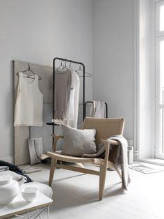Soft minimalism styl