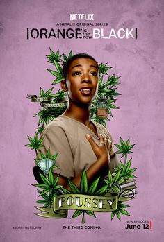 Poussey has always been one of my favourite characters, it's a shame she won't appear in any later episodes :(