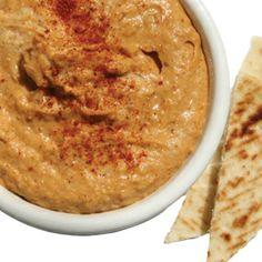 Cajun Hummus Dip