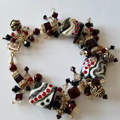 emptress Lampwork bracelet