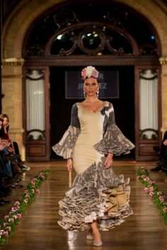 Traje de Flamenca - Javier-Jimenez- - We-love-flamenco-2015
