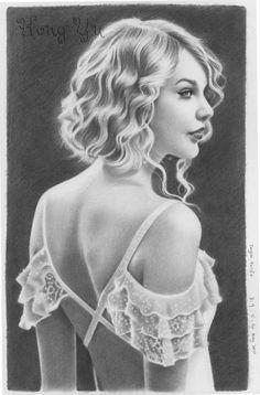 http://danknacho.com/  #taylorswift #edit #sexy Taylor Swift 5 by Hong-Yu.deviantart.com on @deviantART