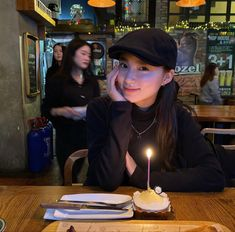 Cute Cakes, Ulzzang Girl, Aesthetic Girl, Asian Beauty, Captain Hat, Singing, Nyc, Photoshoot, Female