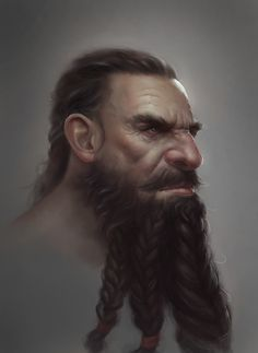 Ay, stronghands - dono do the clever fish inn Fantasy Dwarf, Fantasy Rpg, Fantasy World, Dungeons And Dragons Characters, Dnd Characters, Fantasy Characters, Fantasy Portraits, Character Portraits, Character Concept