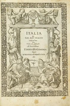Magini, Giovanni Antonio. Italia. Bologna, 1620. Folio, 18th-Century tree calf; rebacked & restored, later morocco cover label, new endpapers. With engraved title, portrait + 61 maps (all but 3 double-page). #FreemansAuction