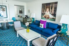 Luxurious Suites At The Eau Palm Beach Resort Spa We Were Thrilled To Be