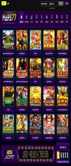 Slot Online Mars77 Slotonlinemars77 Profile Pinterest