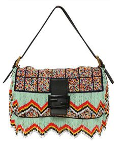 "Fendi Bead Embroidered Baguette  $4,230 via Luisa Via Roma         ADVERTISEMENT  FACEBOOK  TWITTER  GOOGLE +  INSTAGRAM  EDITOR'S PICKS    Fendi's Baguette Lineup for Spring 2013 is Incredible     What's In Her Bag: Joanne Ooi of Plukka     The Best Bag Deals for the Weekend of January 11     The Many Bags of Demi Lovato  GRAND DRAMA. GRAND RECAPS.    RHOBH: ""If anybody's going to cry here, it's not going to be you.""     RHOBH: ""I want to be married to him longer than any of his ex-wives."""