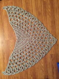 Ravelry: Project Gallery for Homespun Beauty pattern by Cheri McEwen