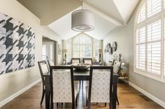 Put your nice clothes on, prepare your appetite because Dinner is SERVED! 🍽️ Formal Dining Rooms are still a feature to drool over. Home Renovation, Building Design, Home Values, Dining Rooms, Custom Design, How To Memorize Things, Nice Clothes, Luxury, Gallery
