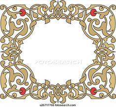 Arabesque Designs Frame (page 5)
