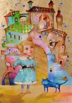 Nataliya Derevyanko illustration