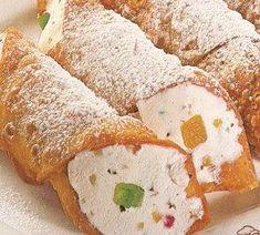 Rezept: dessert cannoli siciliani