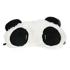 Máscara de Dormir - Panda – BRL R$ 3,14