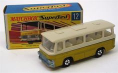 Lot 138 – 12b Matchbox Superfast Setra – Vintage and Collectible Toys 02 Apr 2014 http://www.candtauctions.co.uk/
