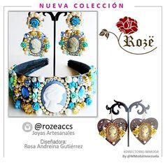 #NuevaColeccion de  @rozeaccs  Hoy le presentamos una nueva propuesta @rozeaccs de la Diseñadora Rosa Gutiérrez que desde #Caracas #Venezuela nos enamora con sus nuevos diseños. Conoce más en su IG: @rozeaccs @rozeaccs @rozeaccs @rozeaccs - #DiseñoVenezolano #MModaVenezuela #DirectorioMModa #Venezuela #Designers #Moda #HechoenVenezuela #NewCollection #Fashion