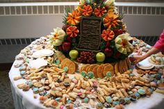 Image result for pictures of pittsburgh wedding cookie table