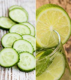 Próbáld ki a legerősebb fogyasztó összetevőkből készült italokat! Food Humor, Cucumber, Smoothies, Healthy Lifestyle, Clean Eating, Food And Drink, Lose Weight, Hair Beauty, Herbs