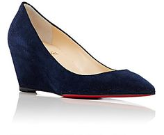 Christian Louboutin Pipina Wedge Pumps - Wedges - 504546078