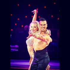 Cha Cha Strictly Come Dancing week 1