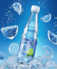 Water Bottle Label Design must have a value proposition which will make the bottle worth buying. Shape Design, Ad Design, Label Design, Packaging Design, Design Agency, Water Packaging, Bottle Packaging, Coffee Packaging, Food Packaging