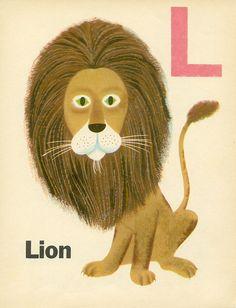 Vintage / Lion