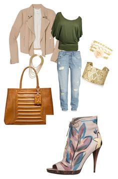 """Girls days"" by queenme4lyfe ❤ liked on Polyvore featuring Wilfred, H&M, YLIANA YEPEZ, Burberry, Shyla and Charlotte Russe"