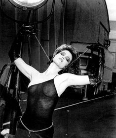 Image result for sigourney weaver by helmut newton