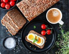 Eltefritt rugbrød French Toast, Breakfast, Food, Morning Coffee, Meals, Yemek, Eten